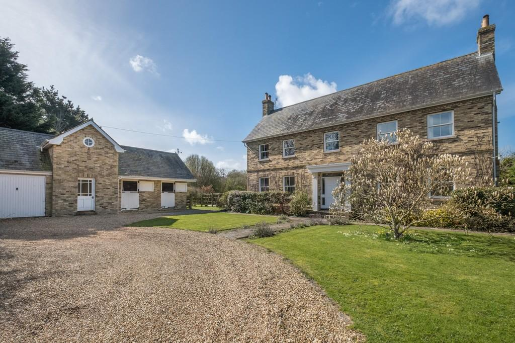 7 Bedrooms Detached House for sale in Orchards Way, Shorwell