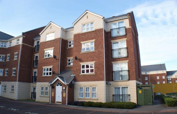 2 Bedrooms Apartment Flat for sale in Edward House, Albert Court, Ashbrooke, SR2