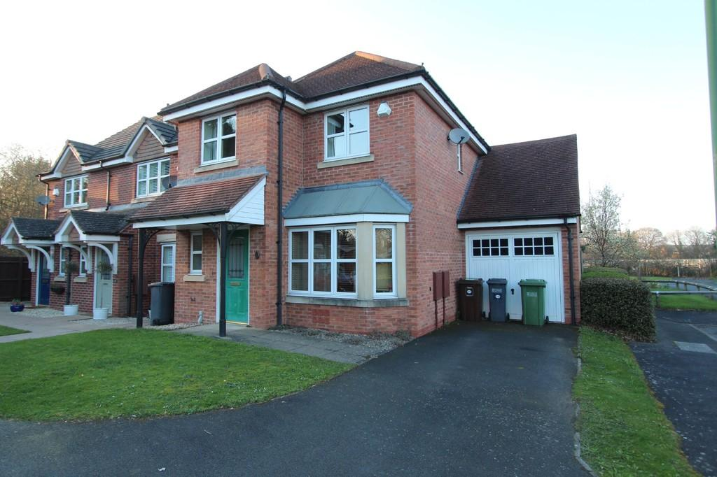 3 Bedrooms Detached House for sale in Rashwood Close, Hockley Heath