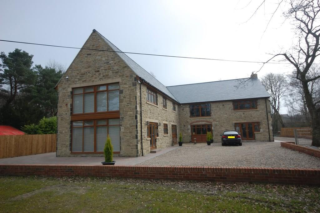 6 Bedrooms Detached House for sale in Malton Lodge