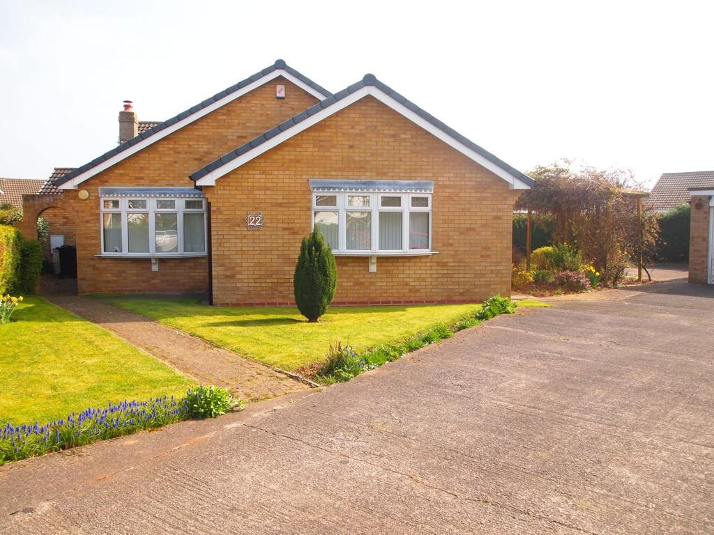 3 Bedrooms Detached Bungalow for sale in Pine Avenue, South Anston