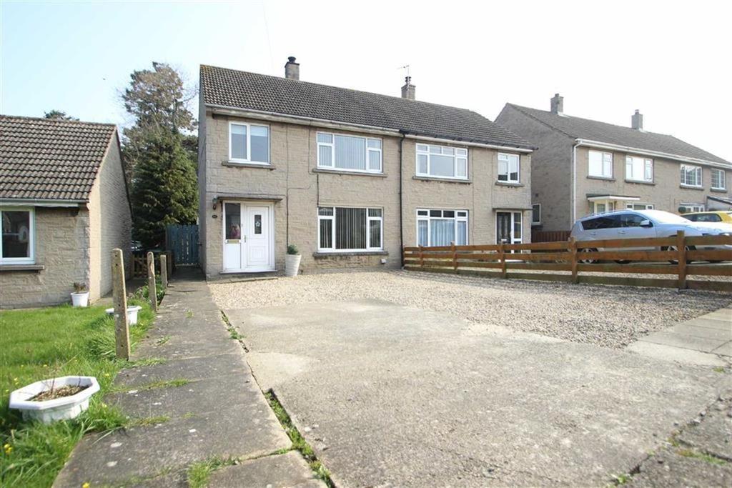 3 Bedrooms Semi Detached House for sale in Park Lane, Middleham, Leyburn, North Yorkshire