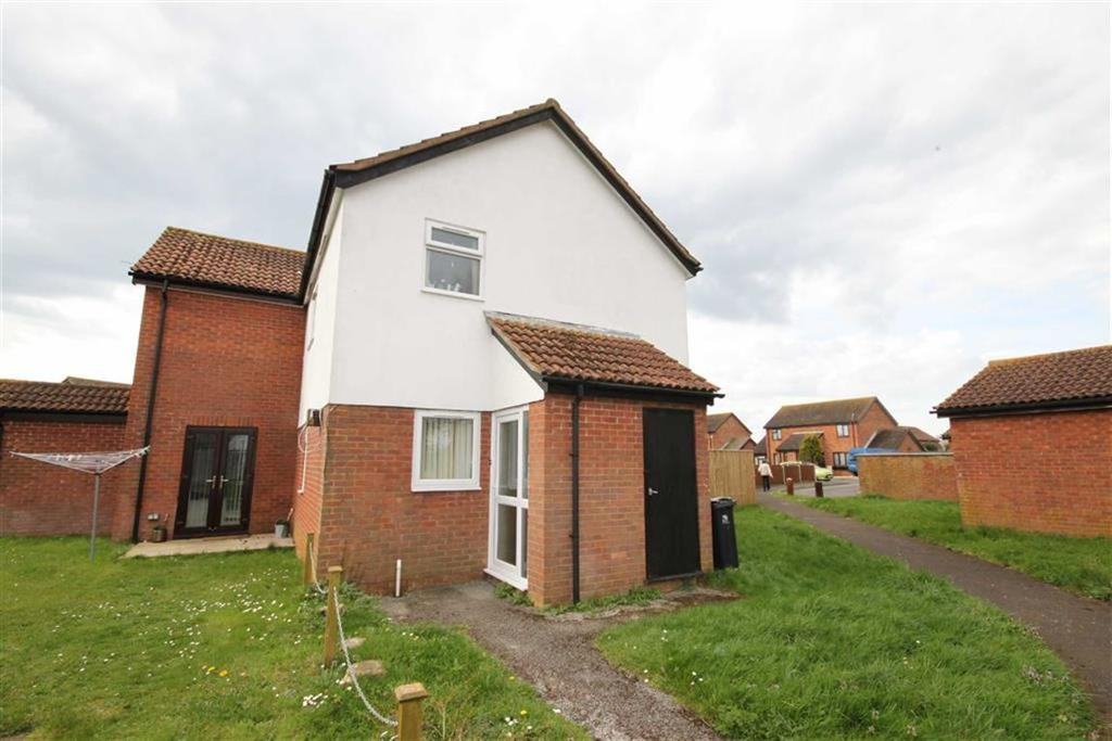 2 Bedrooms Terraced House for sale in Speedwell Drive, Christchurch, Dorset