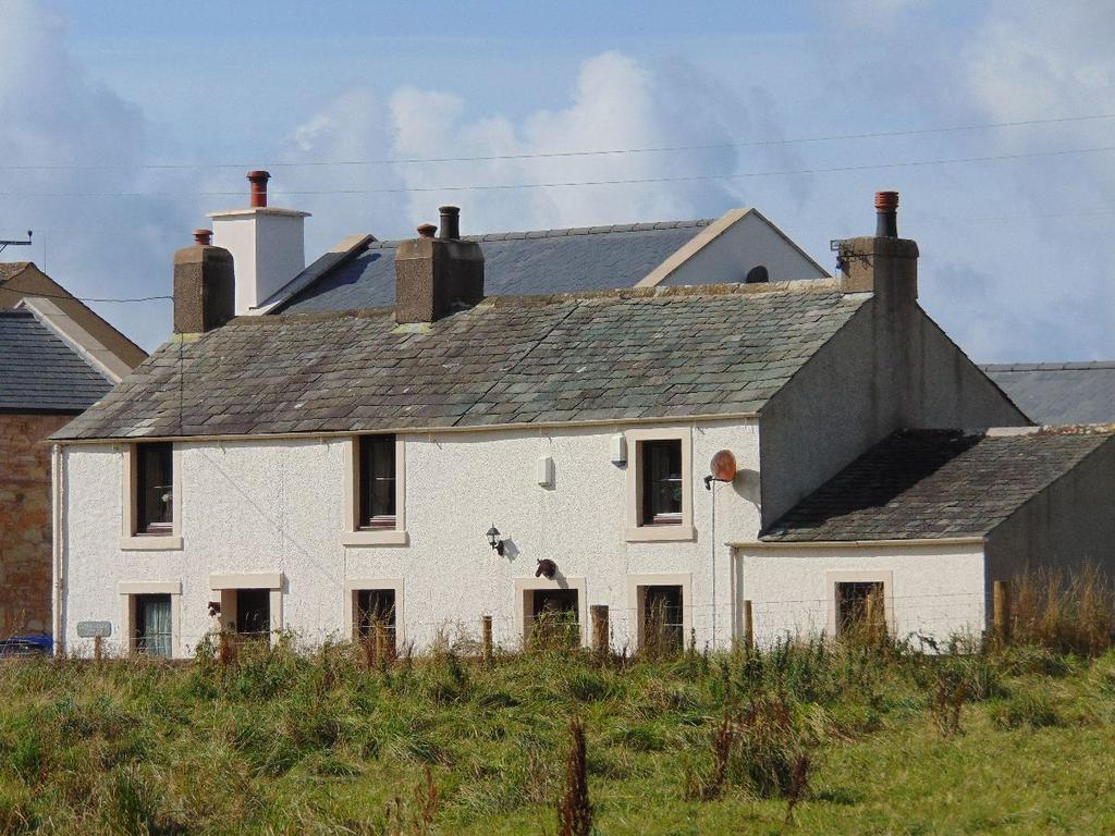 3 Bedrooms Cottage House for sale in Crossbarrow Cottage, 1 Winscales Road, Workington, Cumbria, CA14 1XS