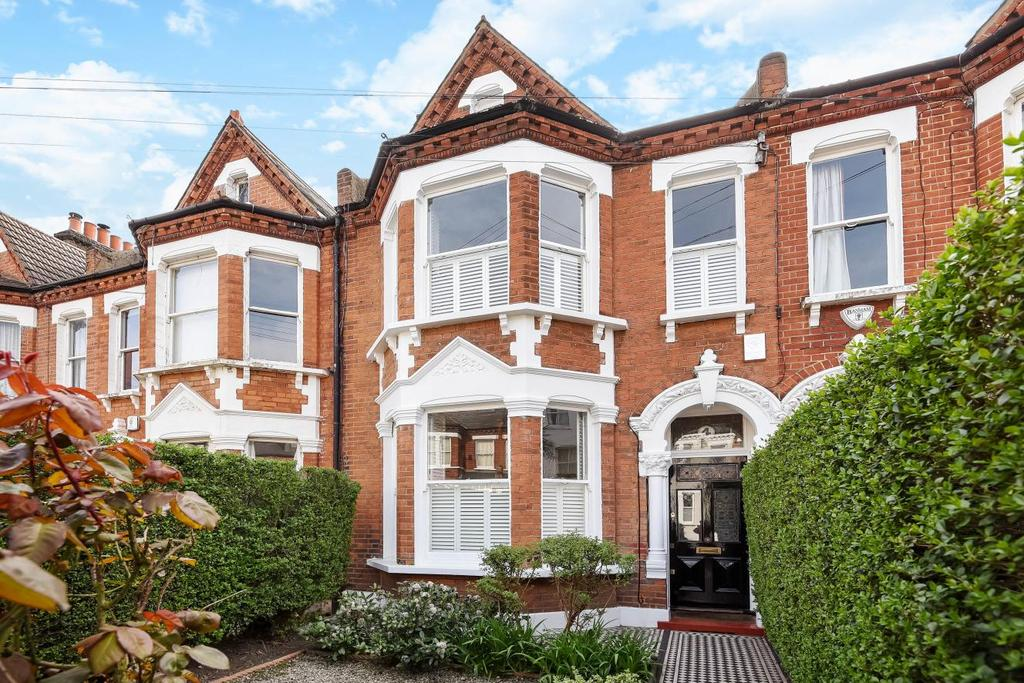 4 Bedrooms Terraced House for sale in Hambalt Road, Clapham
