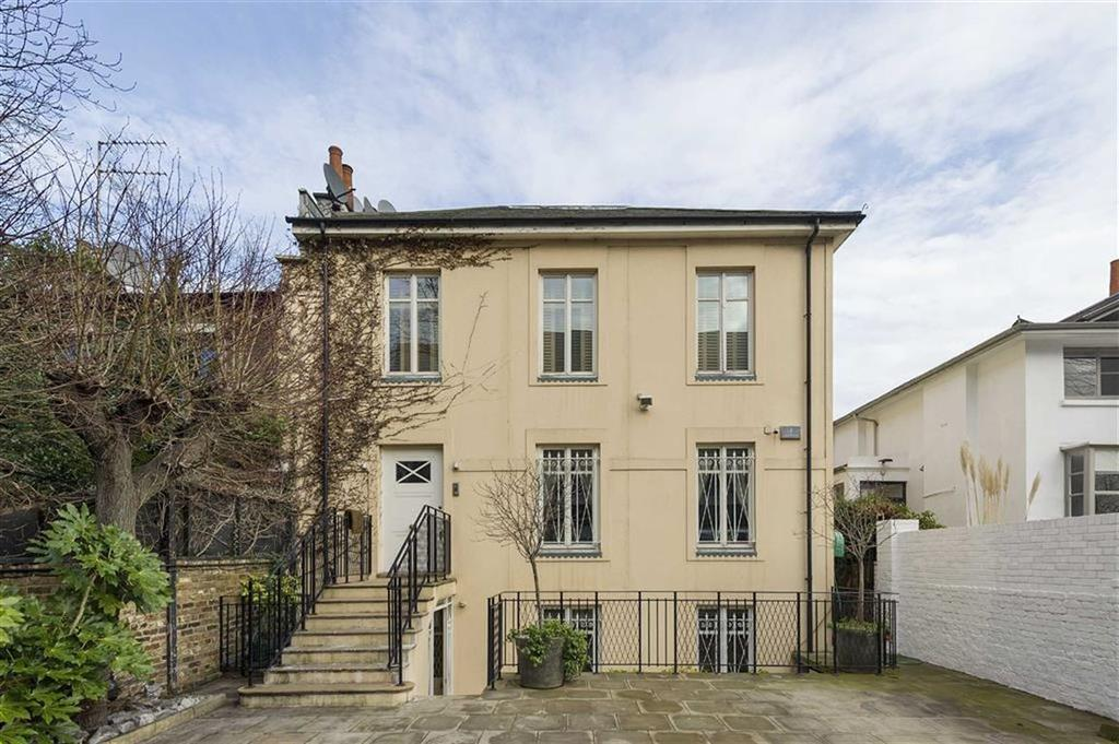 4 Bedrooms House for sale in Wellington Road, St Johns Wood, London, NW8