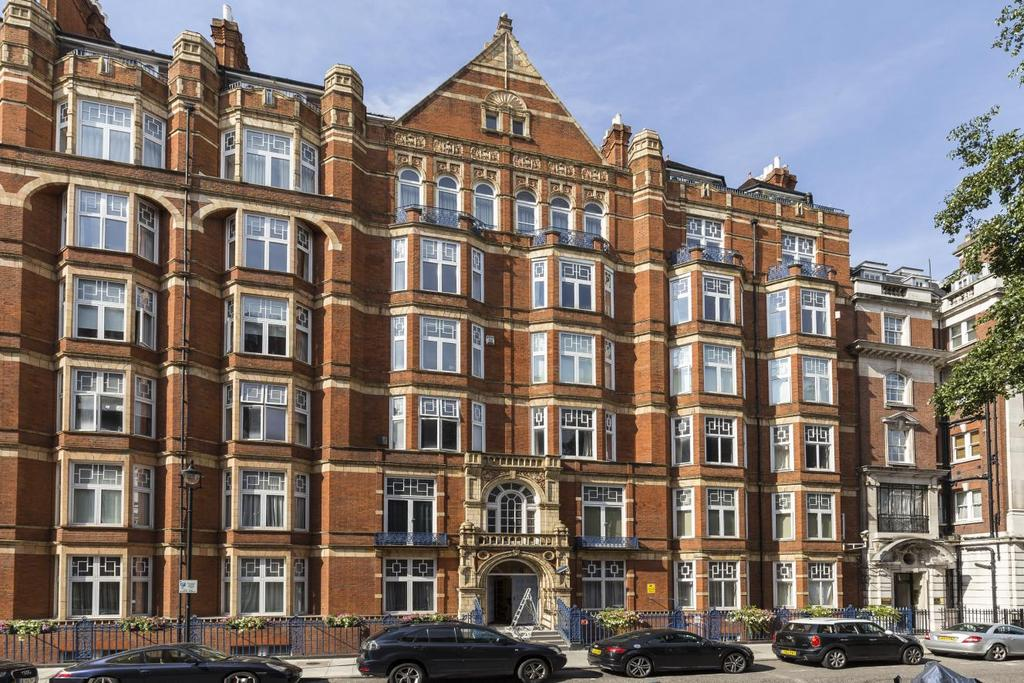 4 Bedrooms Flat for sale in Bickenhall Street, Marylebone