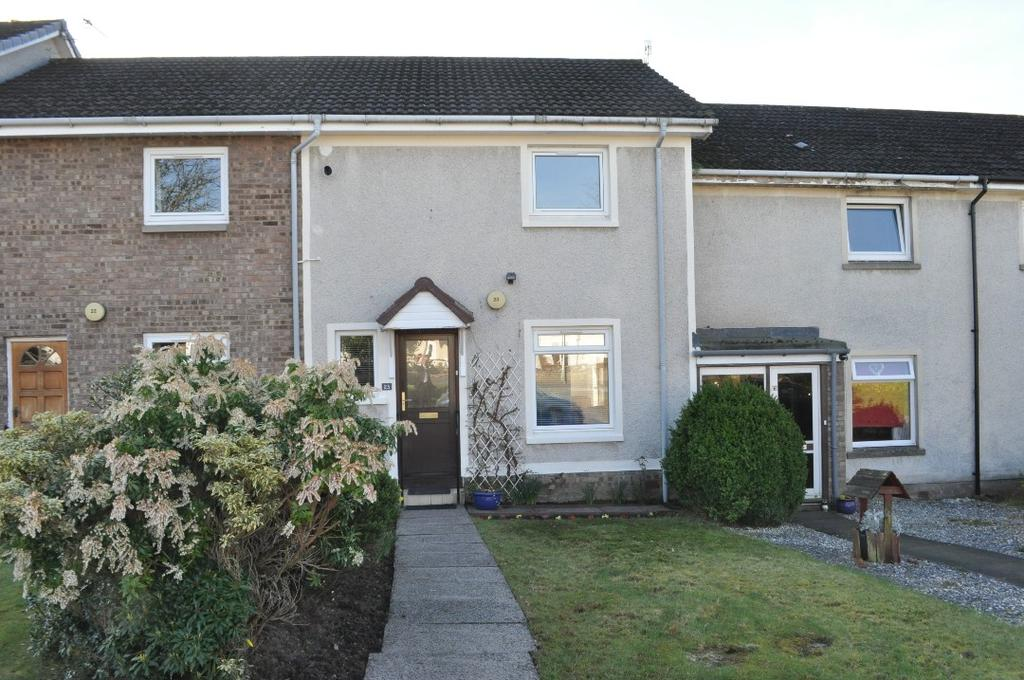 2 Bedrooms Terraced House for sale in Ardmore Gardens, Drymen, Stirling, Stirlingshire, G63 0BD