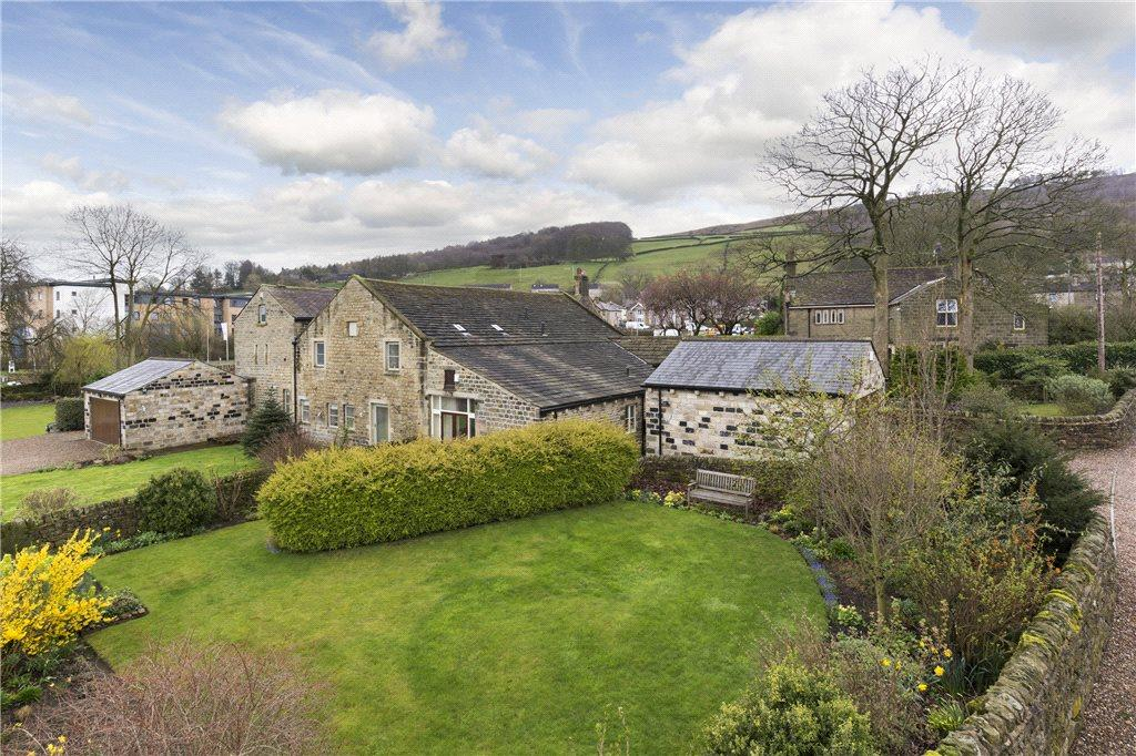4 Bedrooms Unique Property for sale in Swallow Barns, Green Lane, Eastburn, Keighley