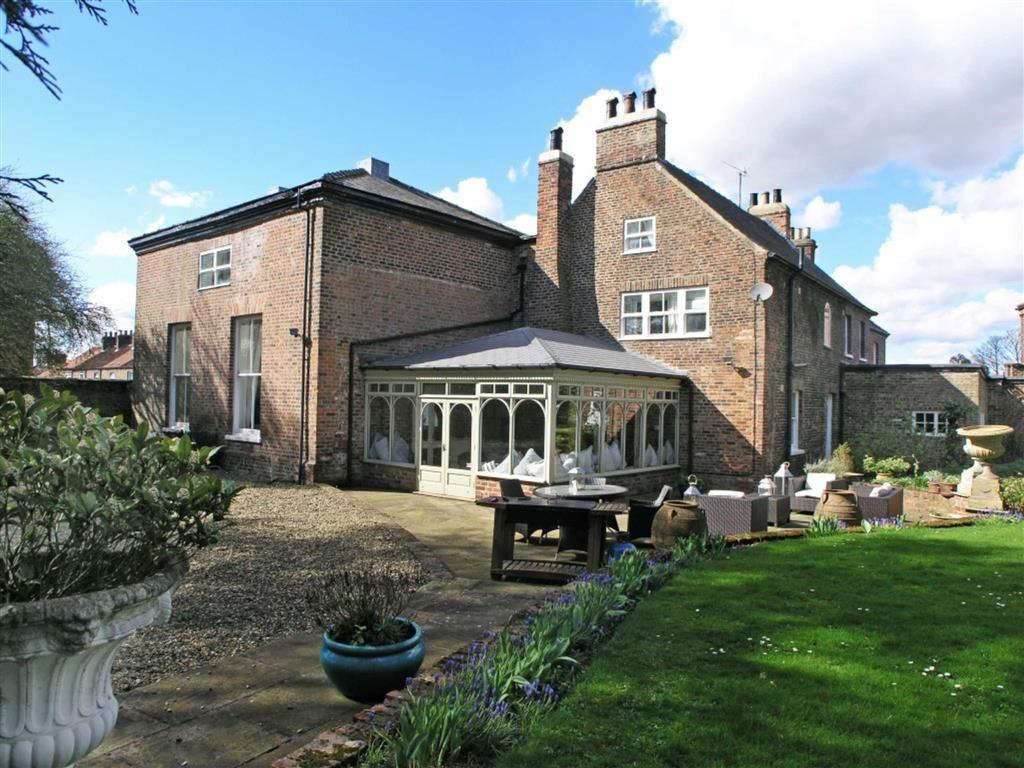 5 Bedrooms Detached House for sale in Riverhead, Driffield, East Yorkshire