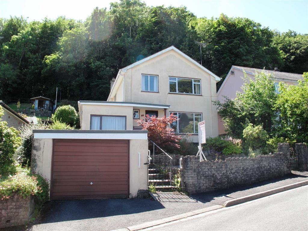 3 Bedrooms Detached House for sale in Morfa Lodge, Porthmadog