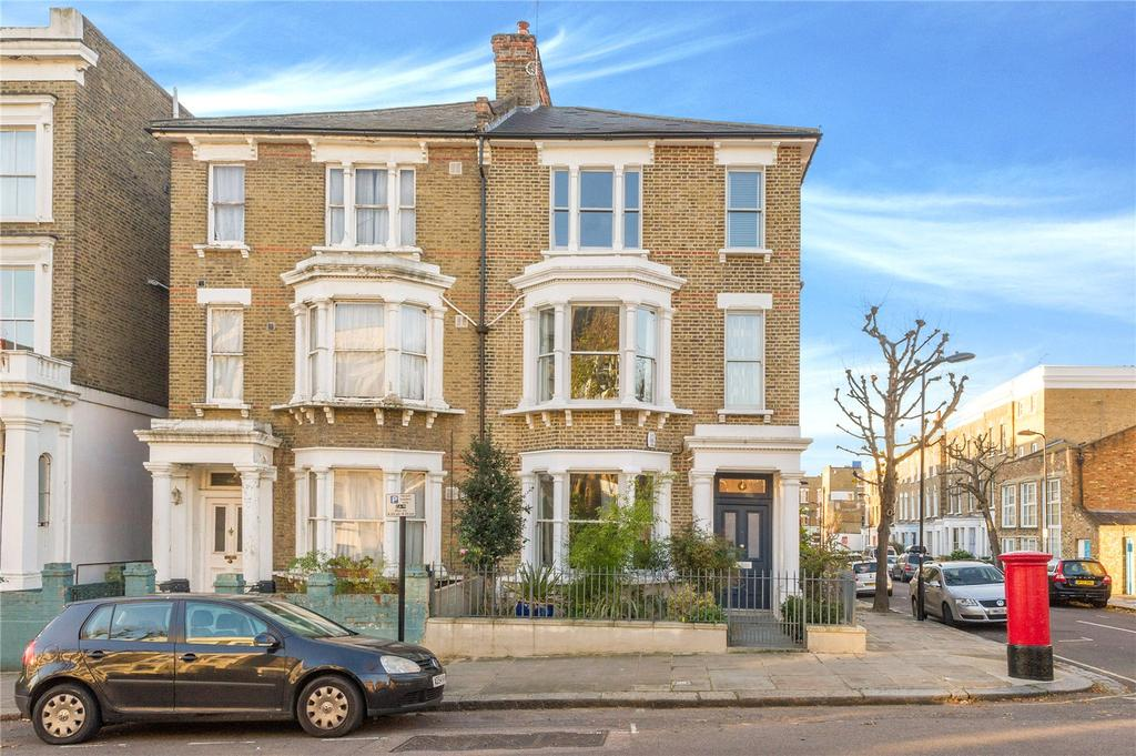 4 Bedrooms End Of Terrace House for sale in Lady Margaret Road, Kentish Town, London