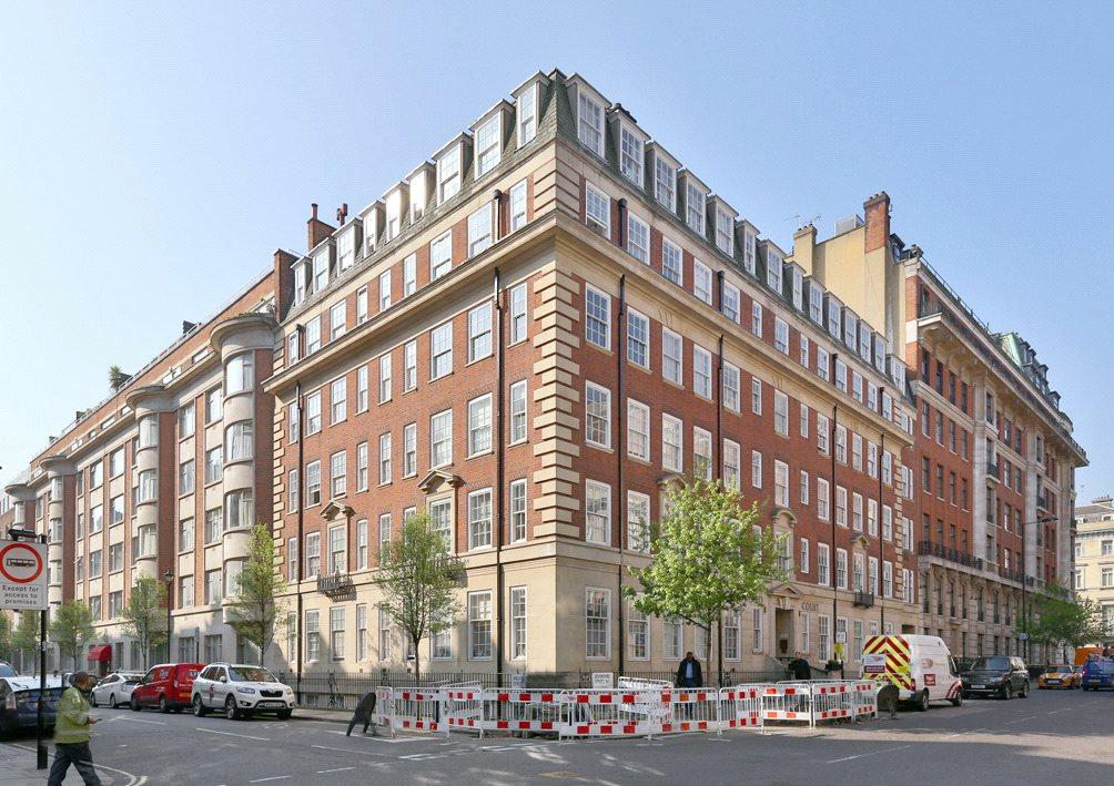 1 Bedroom Apartment Flat for sale in Goodwood Court, 54-57 Devonshire Street, London, W1W