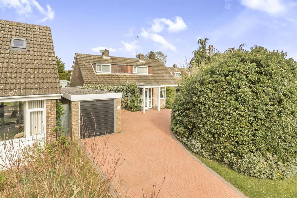 5 Bedrooms Detached House for sale in AL9- The Ryde