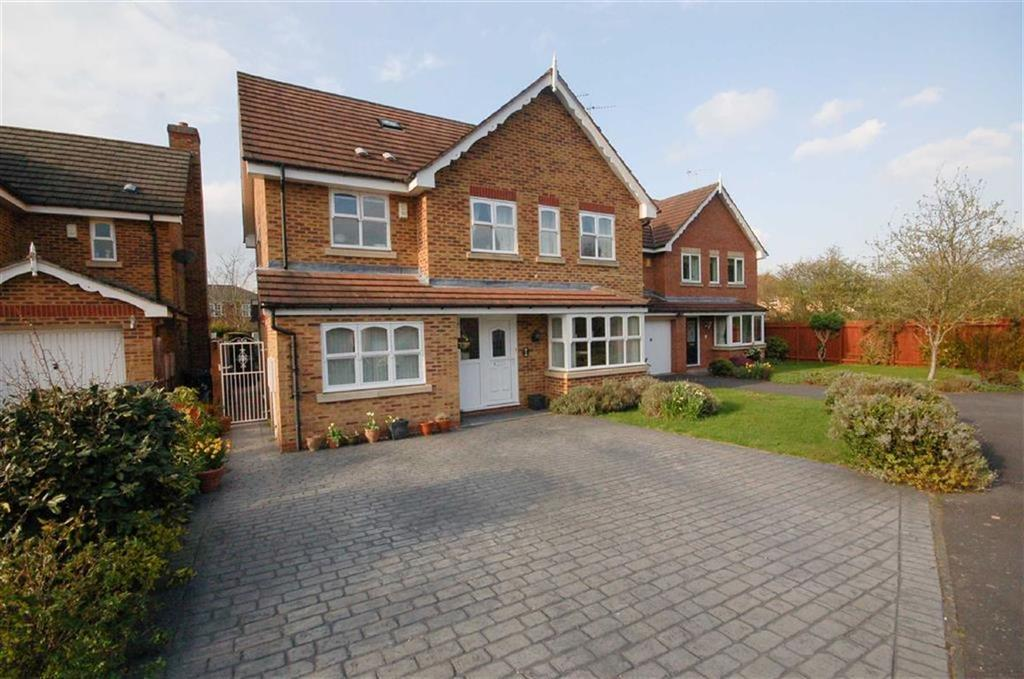 5 Bedrooms Detached House for sale in Oakmere Close, West Bridgford