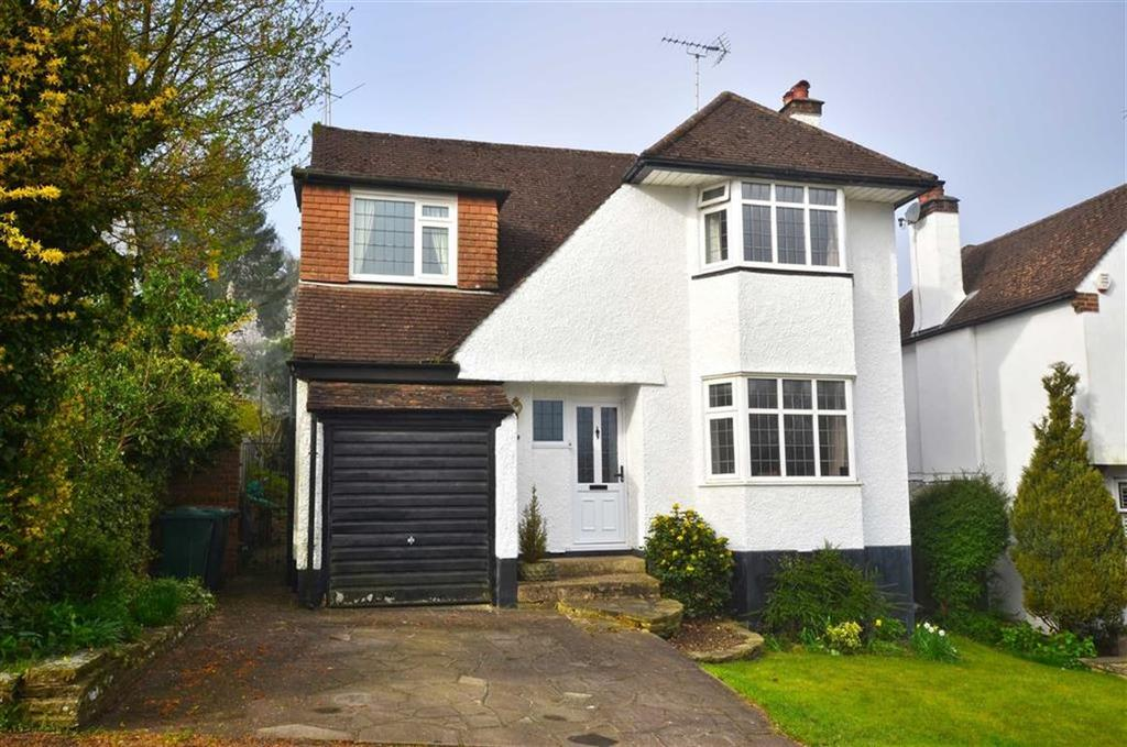 4 Bedrooms Detached House for sale in Beechwood Avenue, Chorleywood, Hertfordshire
