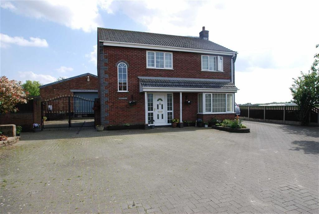 5 Bedrooms Detached House for sale in Laceys Lane, Leverton, Boston