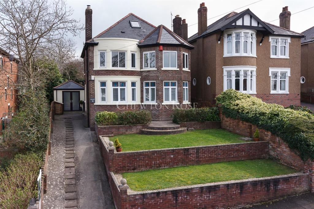 6 Bedrooms Detached House for sale in Roath, Cardiff