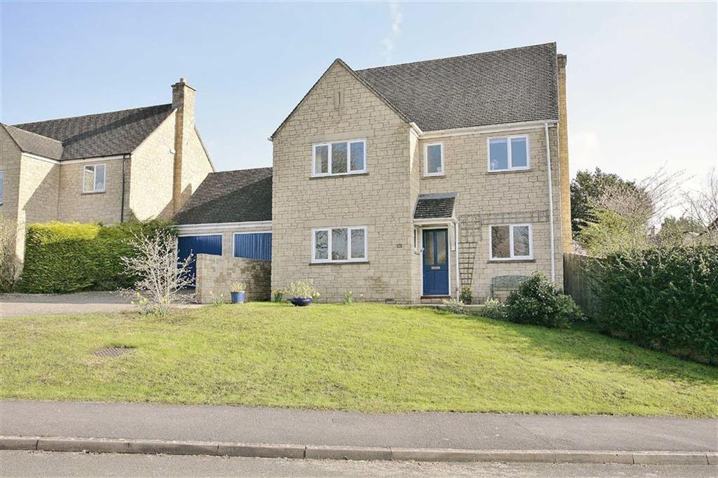 4 Bedrooms Detached House for sale in Wilcox Road, Chipping Norton, OXON