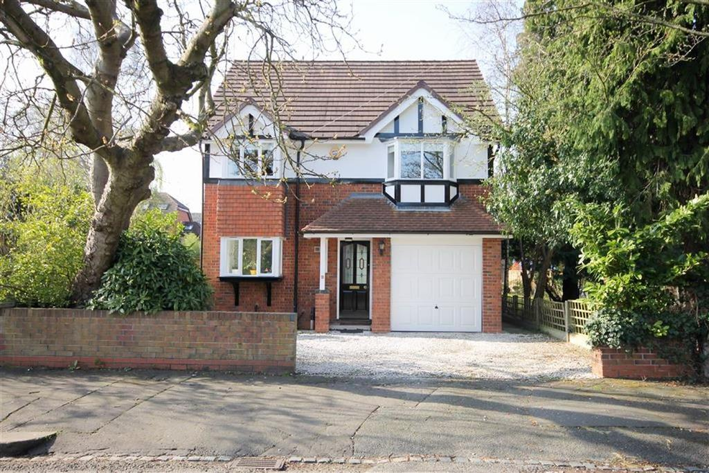 4 Bedrooms Detached House for sale in Essex Avenue, Didsbury, Manchester