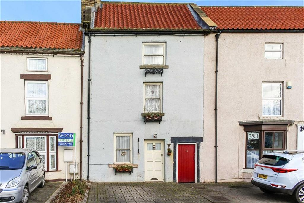 2 Bedrooms Terraced House for sale in Front Street, West Auckland, County Durham