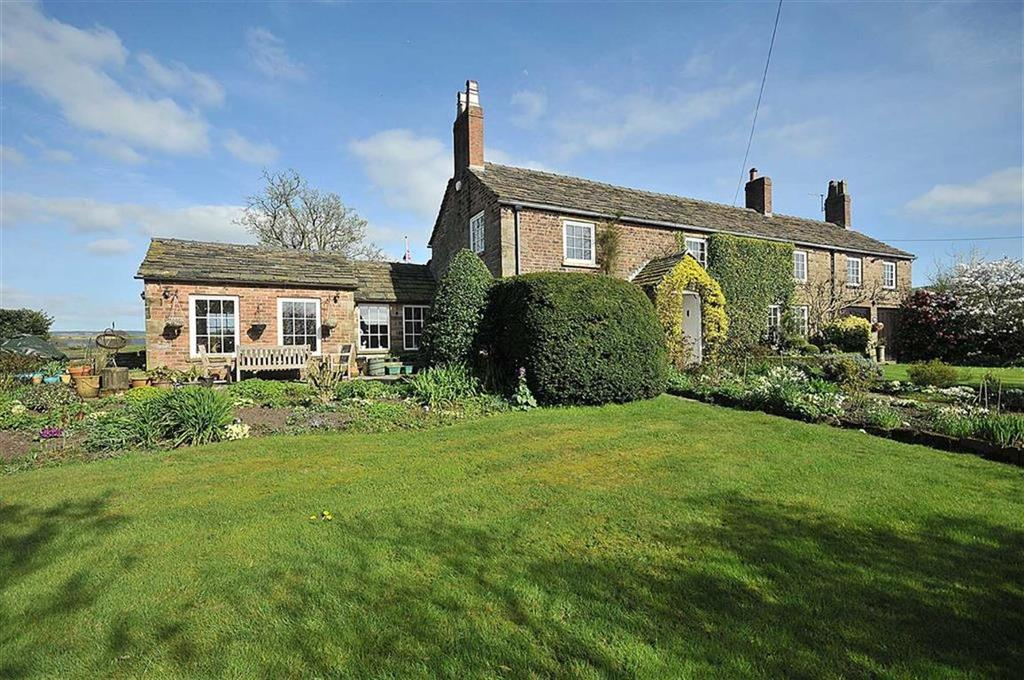 4 Bedrooms Detached House for sale in Woodhouse End Road, Macclesfield, Gawsworth