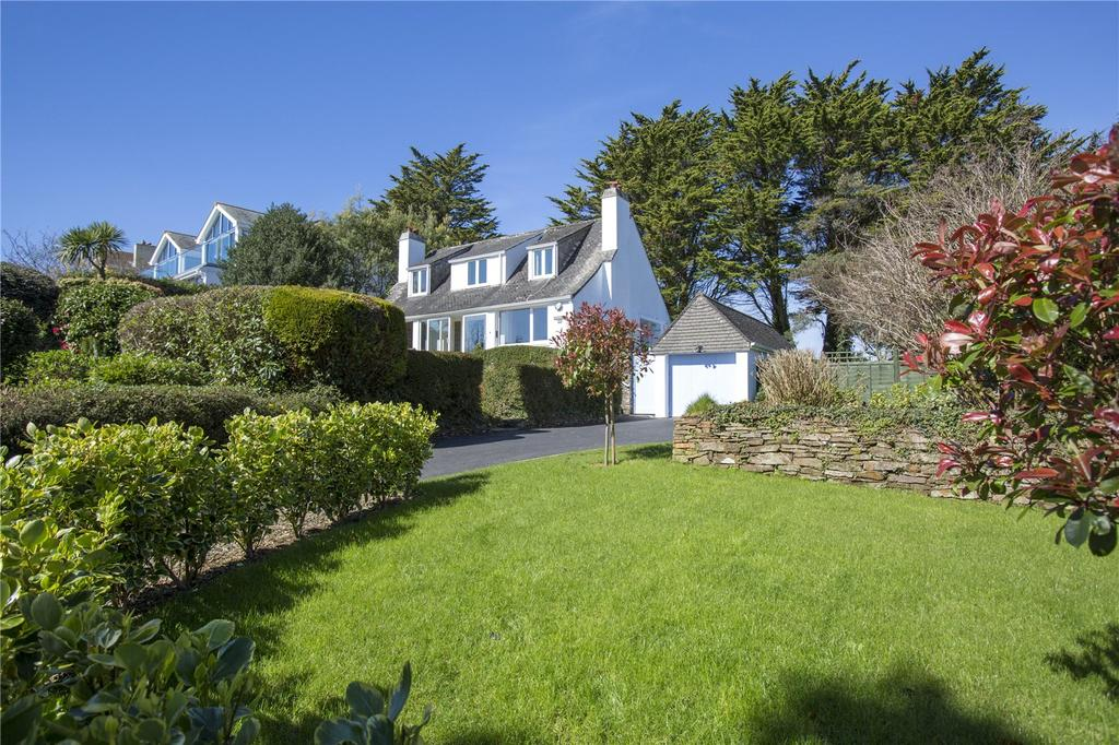 3 Bedrooms Detached House for sale in Sea Road, Carlyon Bay, Cornwall, PL25