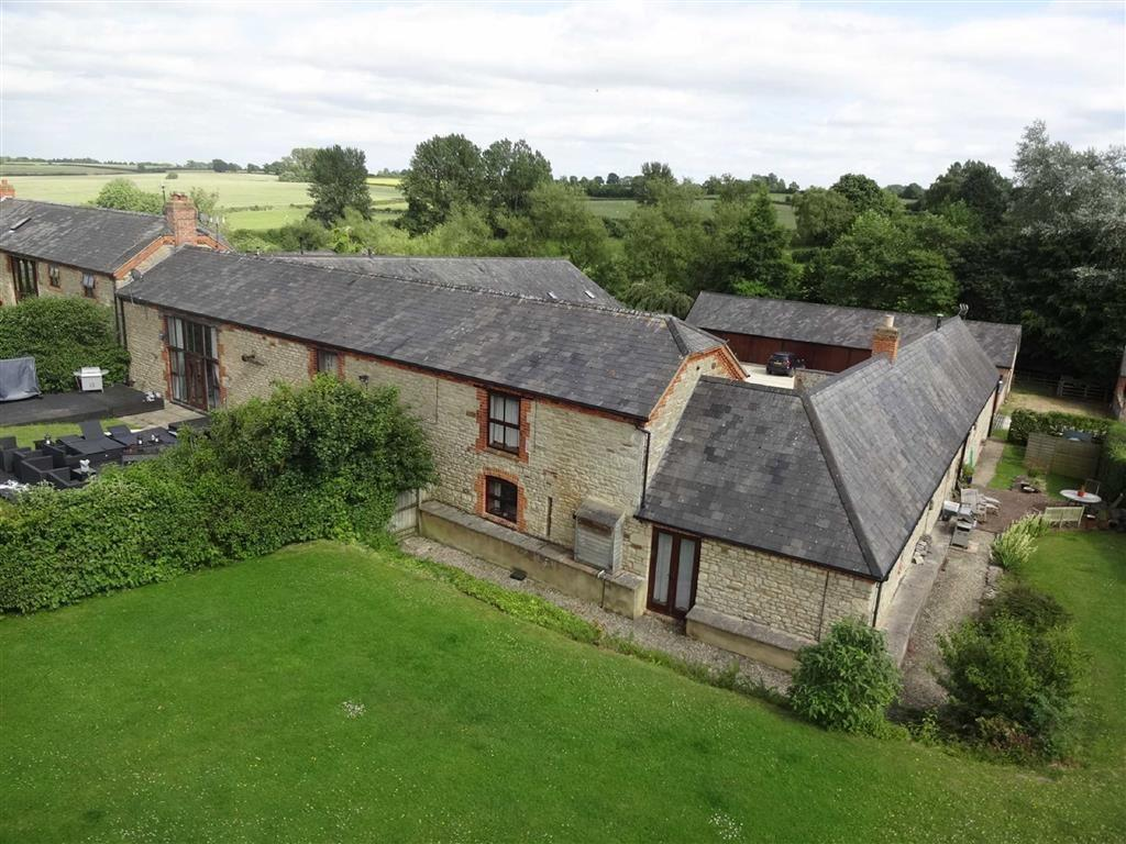 4 Bedrooms Barn Conversion Character Property for sale in The Forge, Falcutt Barns, Falcutt