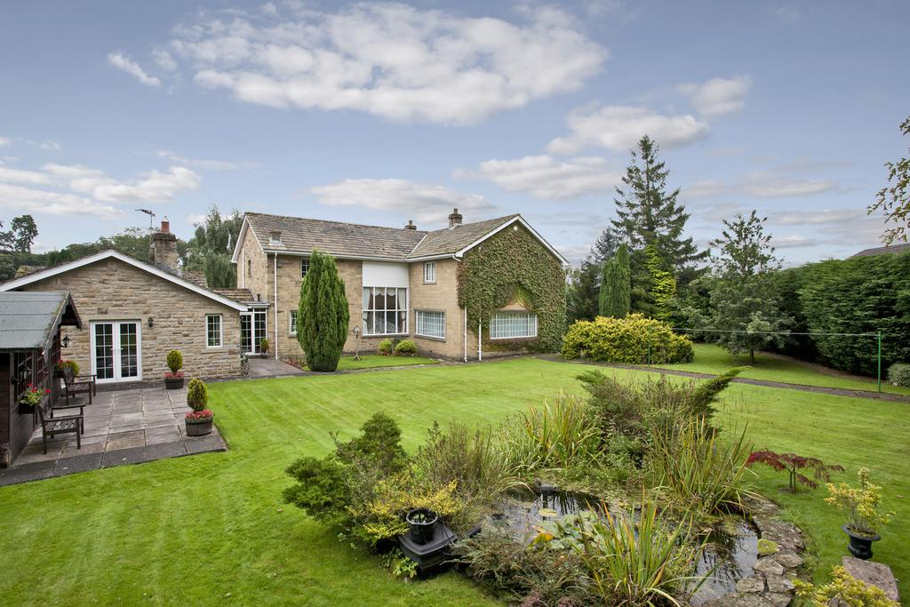 5 Bedrooms Detached House for sale in Rockwood House, Park Wood Close, Skipton,