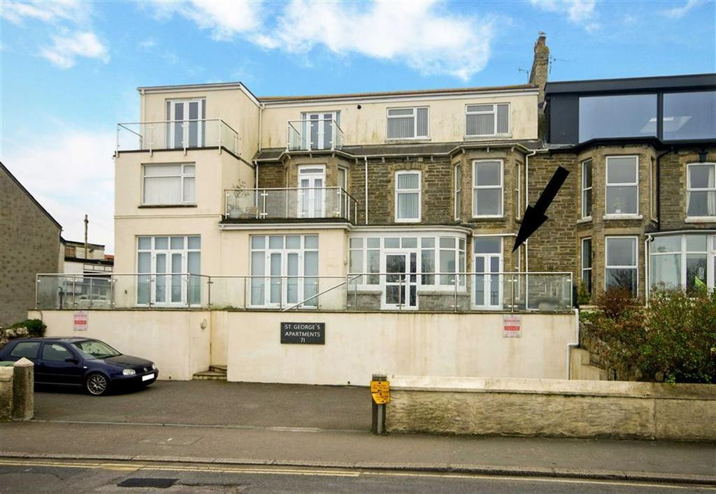 1 Bedroom Apartment Flat for sale in St Georges Apartments, Mount Wise, Newquay, Cornwall, TR7