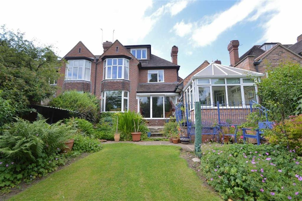4 Bedrooms Semi Detached House for sale in Meole Hall Gardens, Meole Village, Shrewsbury