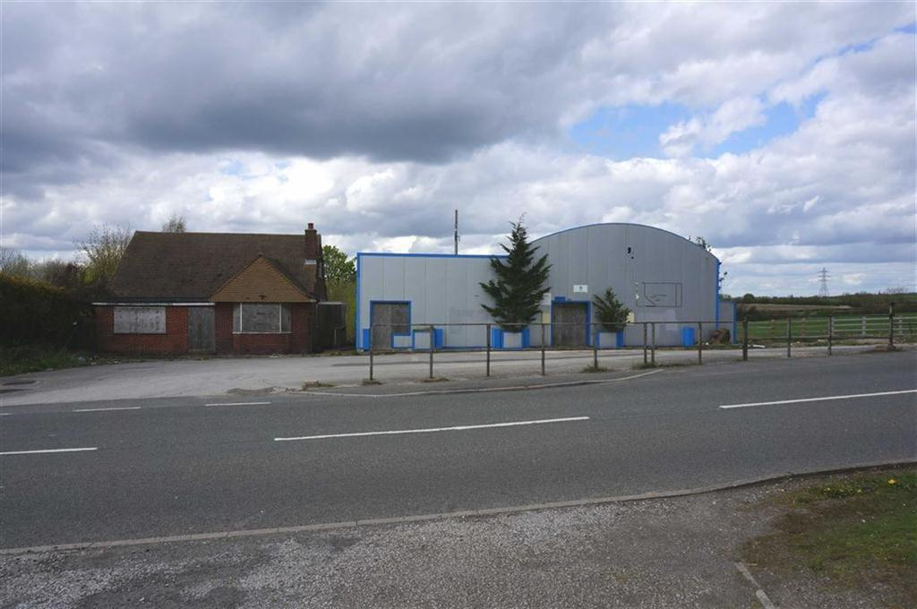 Land Commercial for sale in Williamthorpe Road, North Wingfield, Chesterfield, Derbyshire, S42