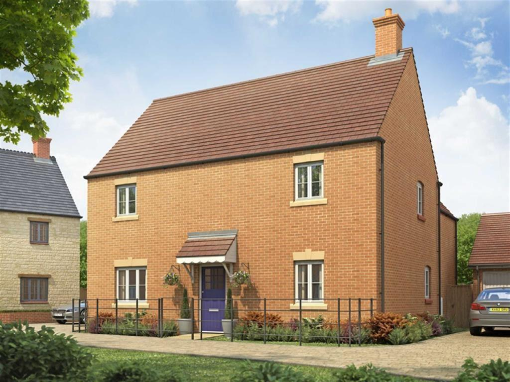 4 Bedrooms Detached House for sale in 23, Utah Lane, Brackley