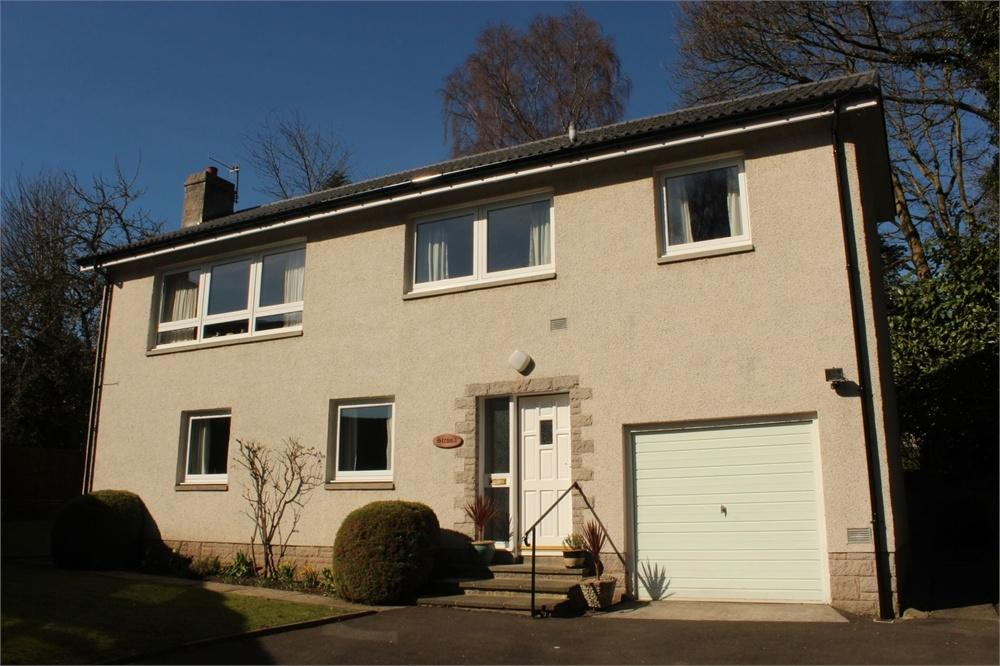 3 Bedrooms Detached House for sale in Windyknowe Road, GALASHIELS, Scottish Borders