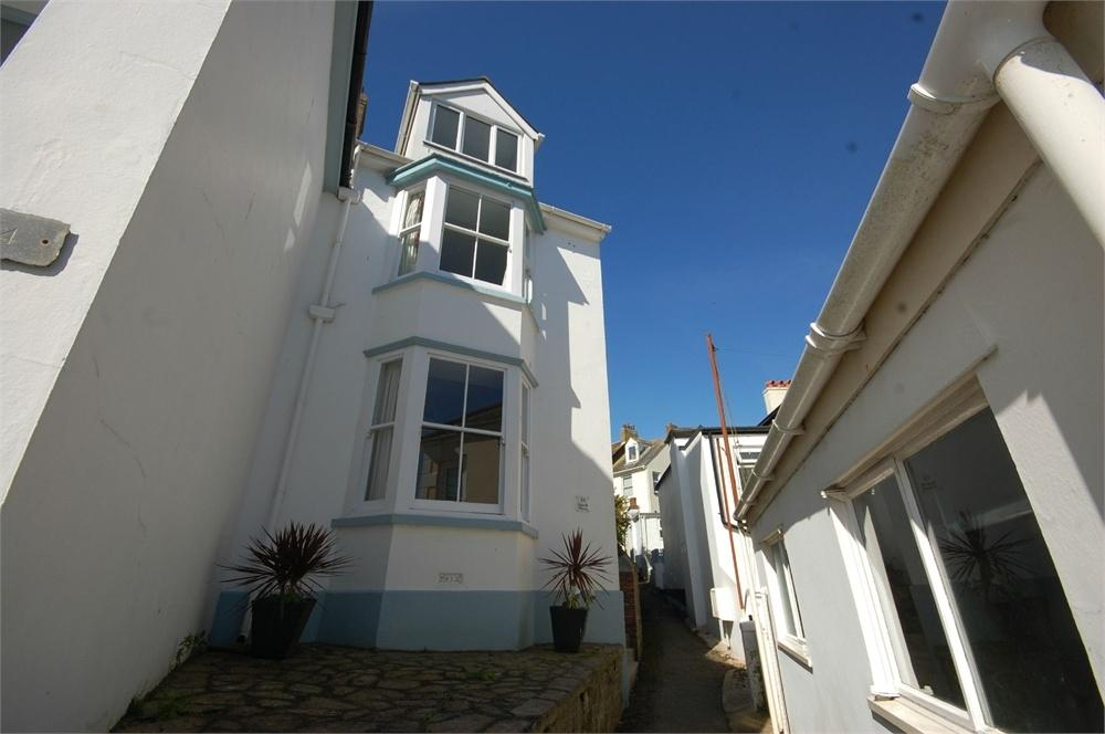 3 Bedrooms End Of Terrace House for sale in Harbour View, Fowey, Cornwall