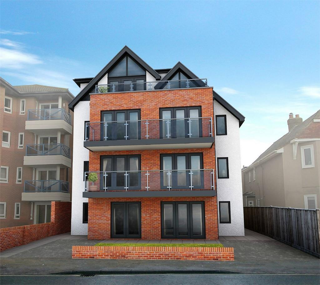 2 Bedrooms Flat for sale in Plot 1, Marine Parade East, Lee-on-the-Solent, Hampshire