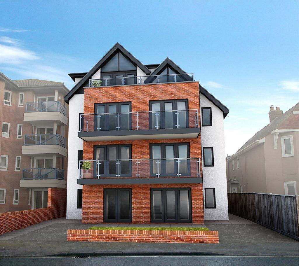 2 Bedrooms Flat for sale in Plot 3, Marine Parade East, Hampshire