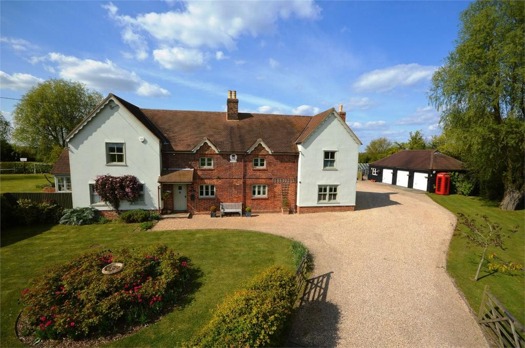 6 Bedrooms Detached House for sale in Blacksmiths, Mill End Green, Great Dunmow