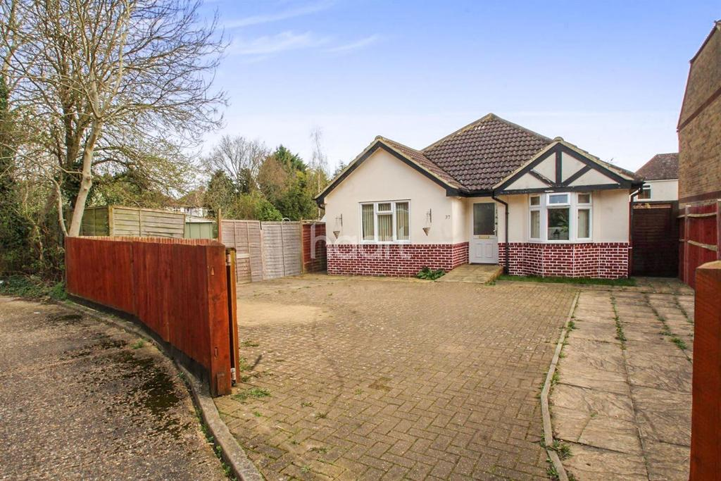 2 Bedrooms Bungalow for sale in Stopsley Village