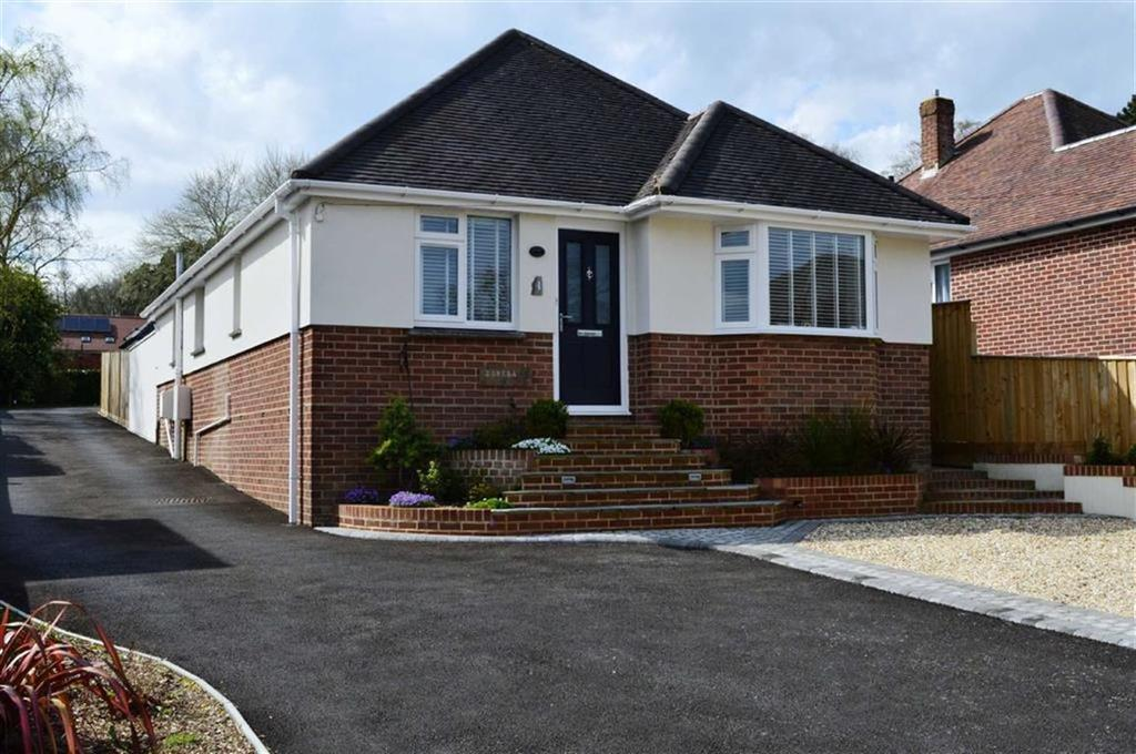 3 Bedrooms Detached Bungalow for sale in Abbotsbury Road, Broadstone, Dorset