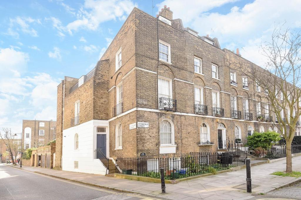 2 Bedrooms Flat for sale in Stonefield Street, Islington