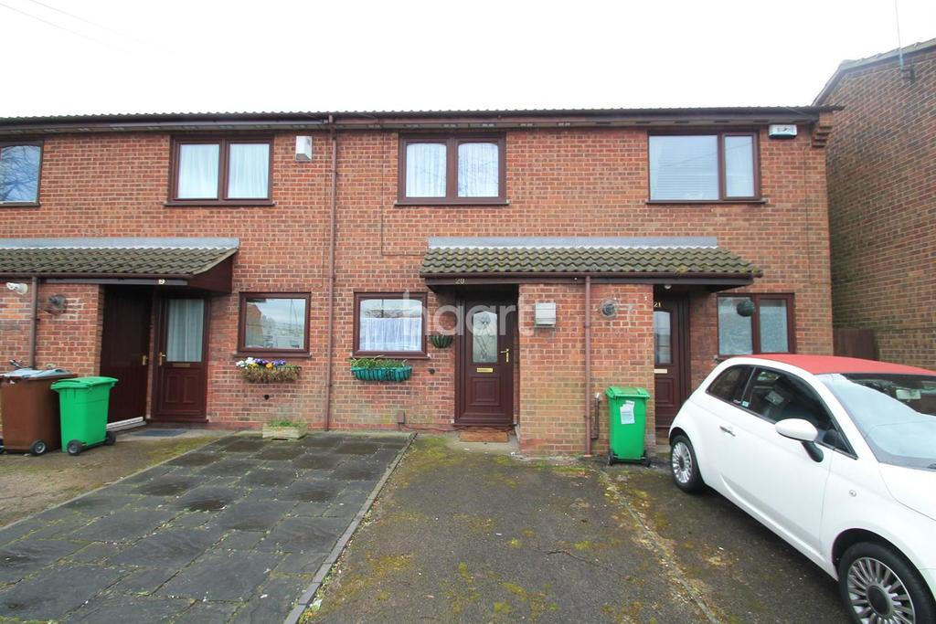 2 Bedrooms Terraced House for sale in Perry Road, Sherwood