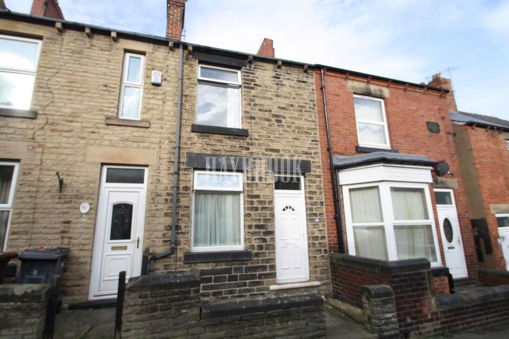 2 Bedrooms Terraced House for sale in Cherry Tree Street, Elsecar