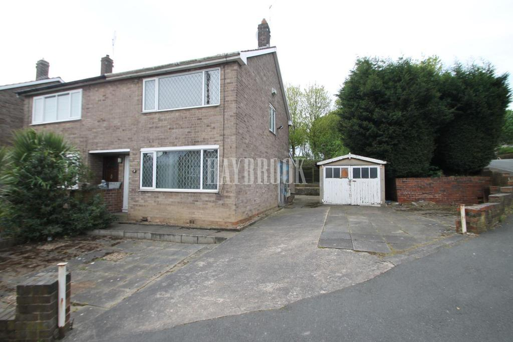 3 Bedrooms Semi Detached House for sale in Yew Tree Drive, Tinsley