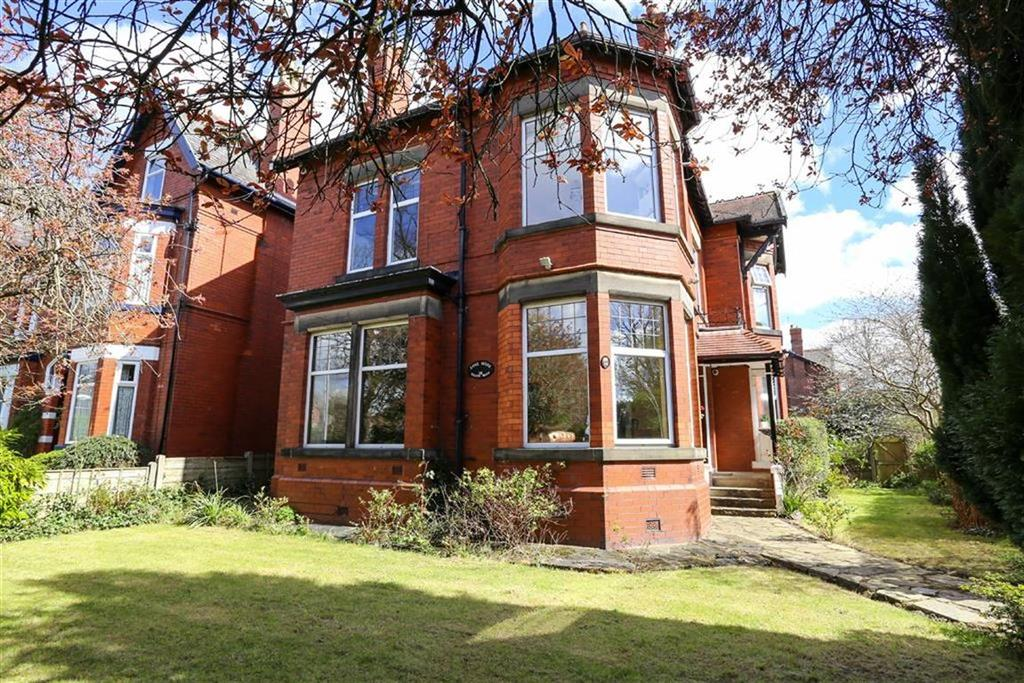 6 Bedrooms Detached House for sale in Heath Road, Cale Green, Stockport