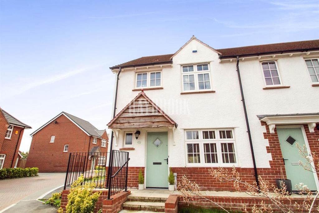 3 Bedrooms End Of Terrace House for sale in Middleton Grove, Dodworth