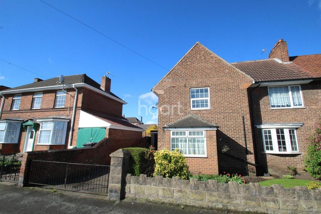 3 Bedrooms End Of Terrace House for sale in King Street, Armthorpe