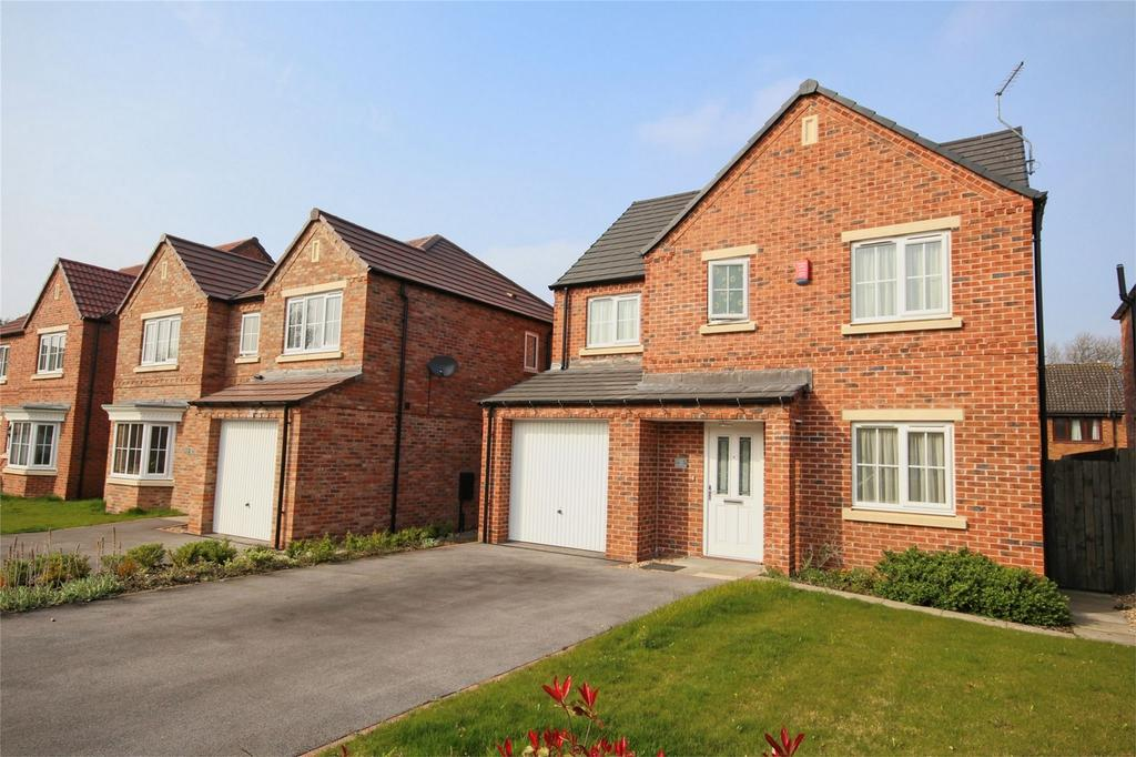 4 Bedrooms Detached House for sale in Scholars Drive, Hull, East Riding of Yorkshire