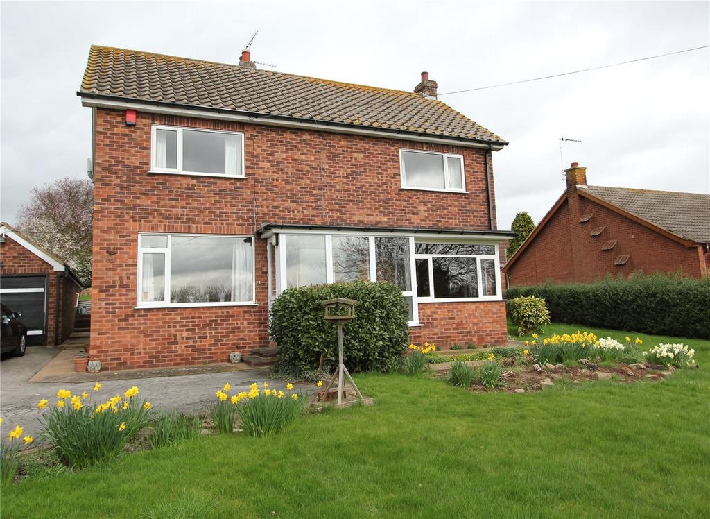 3 Bedrooms Detached House for sale in North Wheatley, Retford, Nottinghamshire