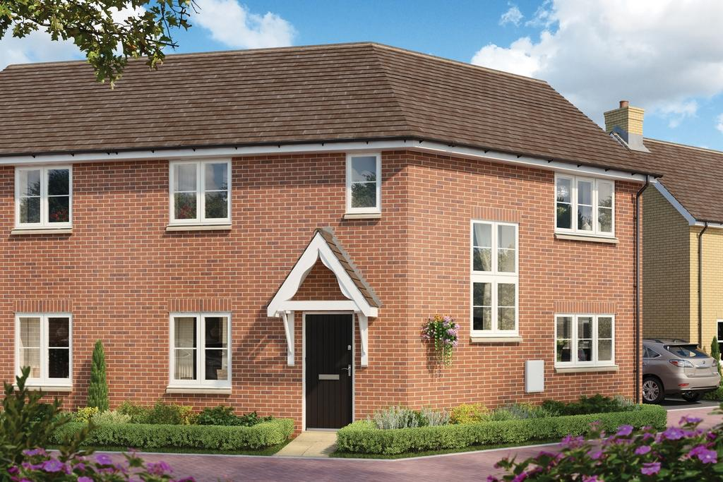 3 Bedrooms Detached House for sale in Tall Trees, Biggleswade Road, Potton, Bedfordshire